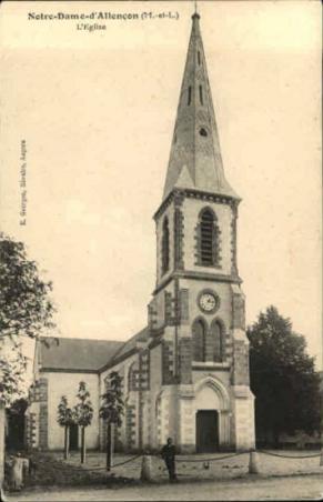 Notre-Dame-d'Allençon-Eglise